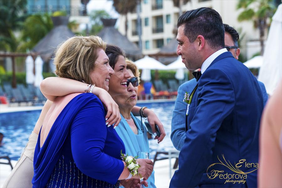 wedding cancun dreams resort