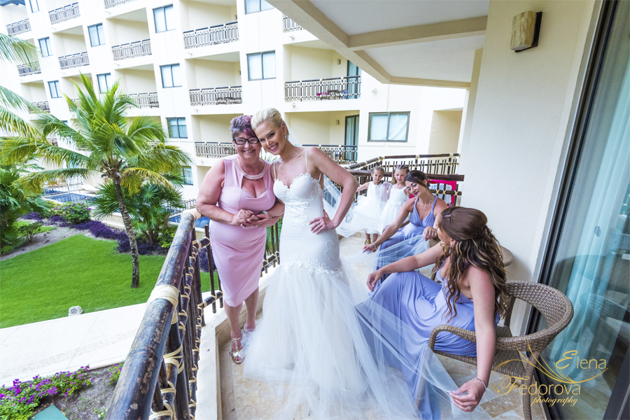 wedding ceremony dreams resort