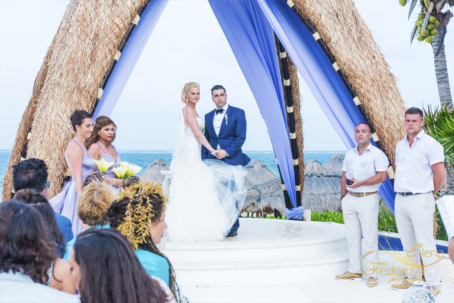 wedding ceremony dreams riviera maya