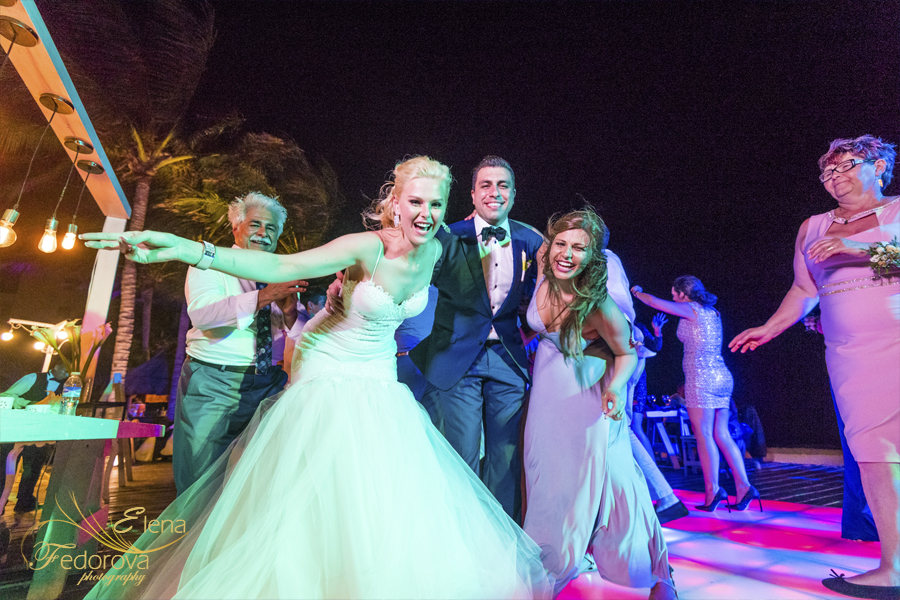wedding pictures dreams riviera cancun