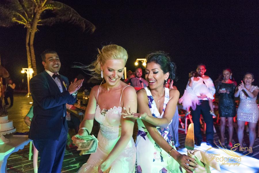 wedding reception dreams riviera