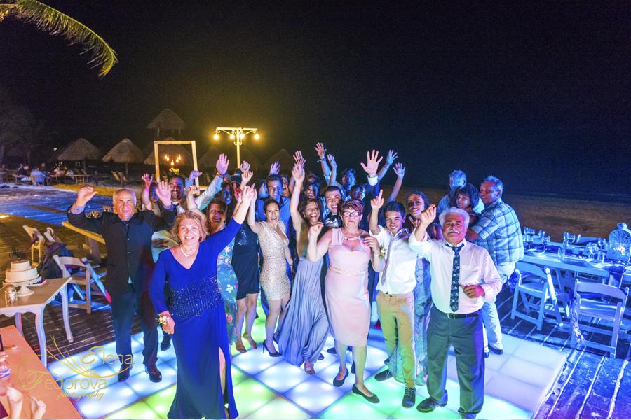 weddings dreams riviera cancun
