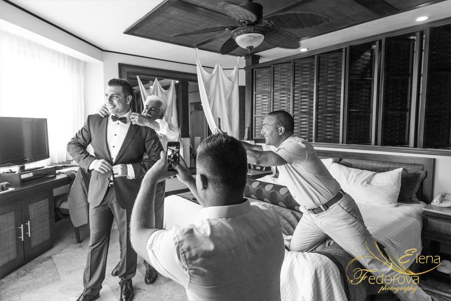 wedding in cancun dreams
