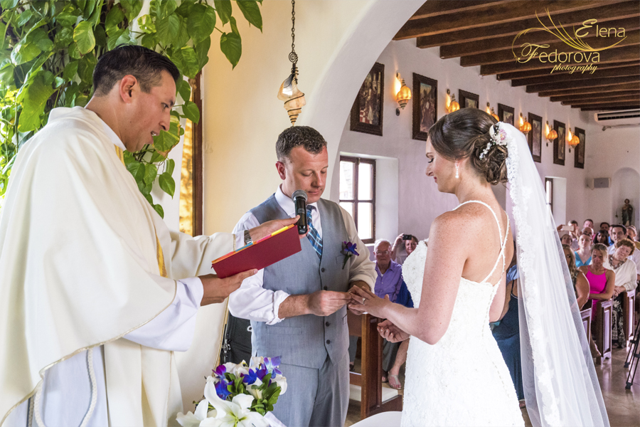catholic church wedding playa del carmen