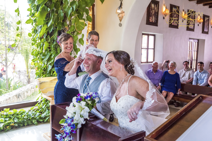 catholic wedding church playa del carmen