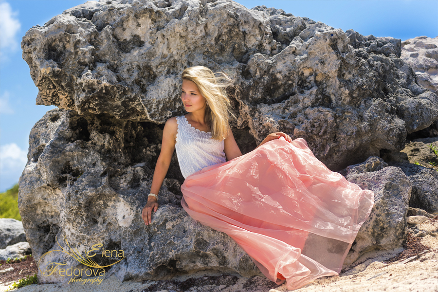 cozumel photo shoot fashion style
