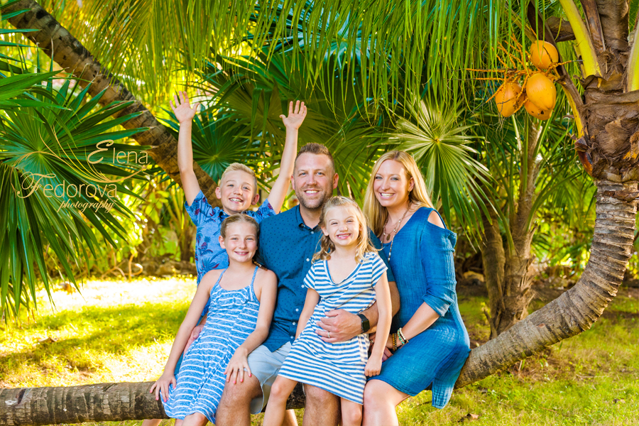 family photographer playa del carmen