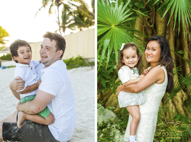 family playa del carmen photographer