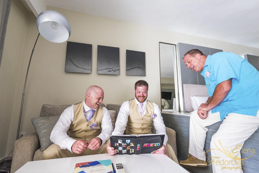 groom photos secrets silversand riviera mexico