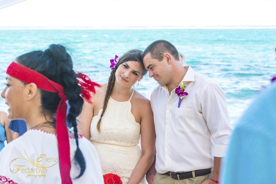 mayan wedding ceremony mexico