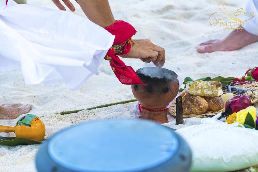 photo mayan ceremony mexico