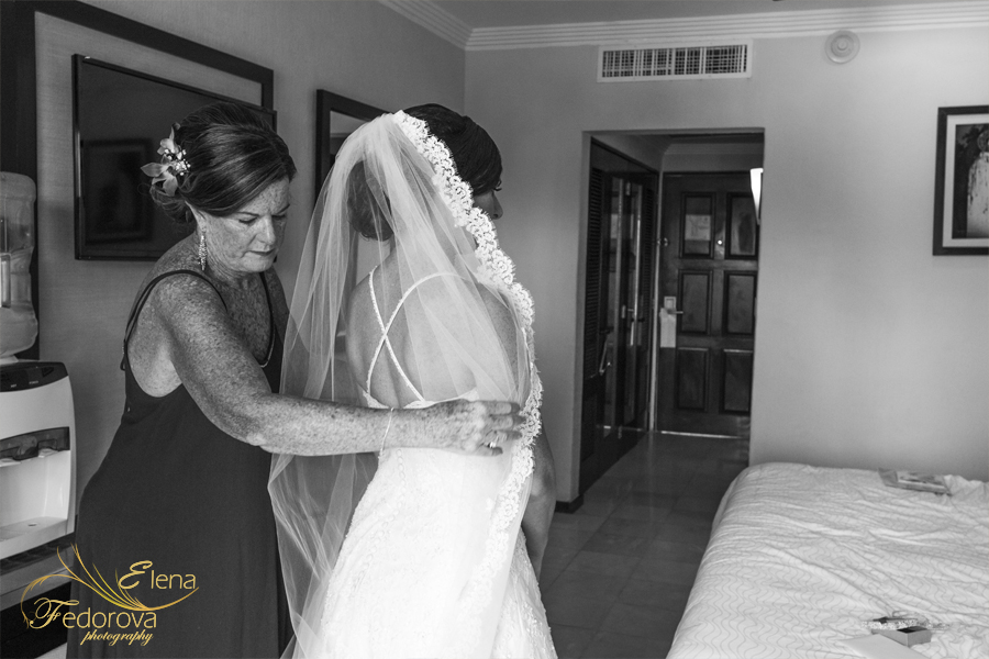 sandos playacar wedding pictures