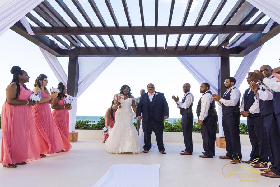 secrets cancun playa mujeres wedding