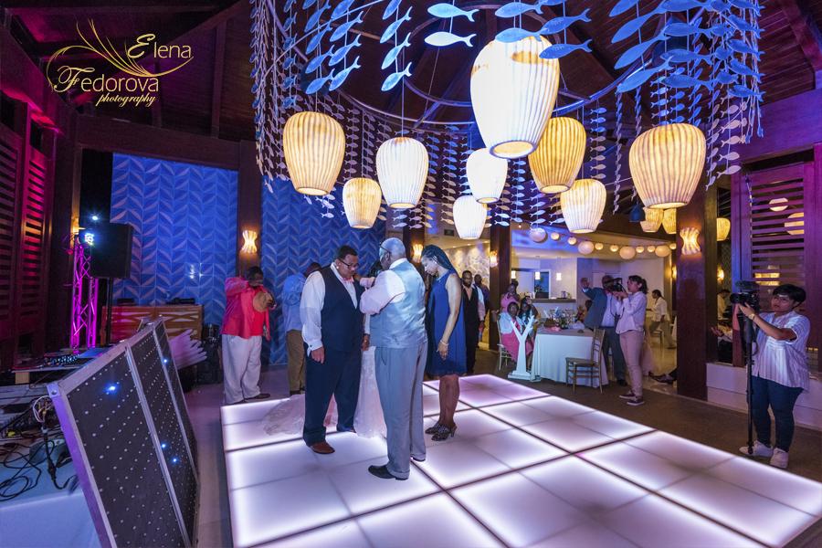 secrets playa mujeres in cancun wedding