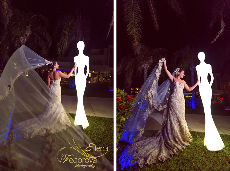 secrets silversand riviera wedding picture