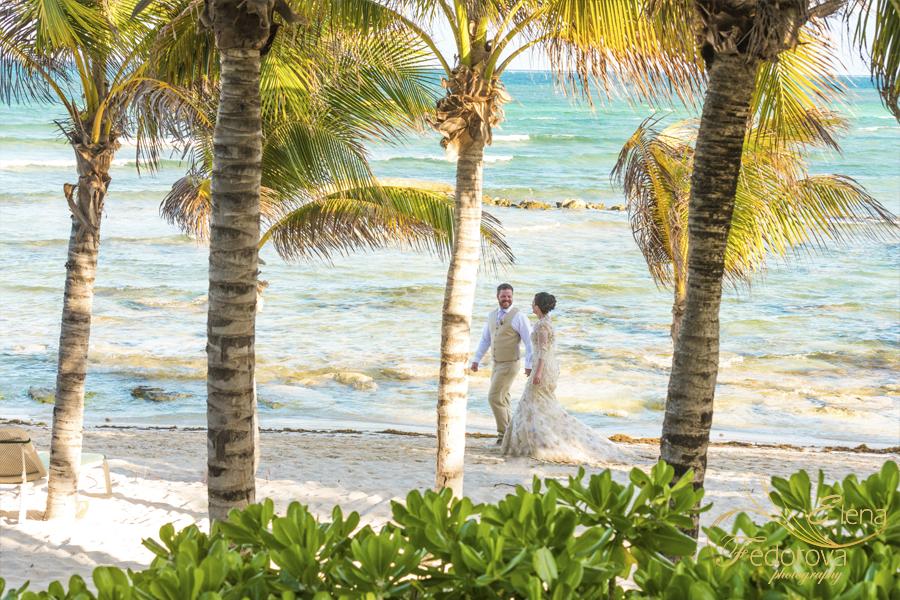 secrets silversand riviera wedding pictures