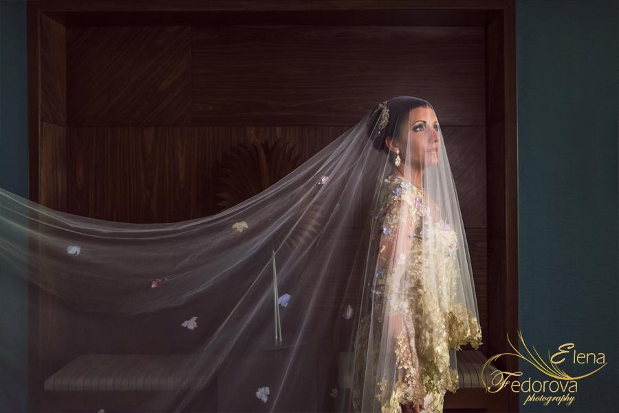secrets silversand bridal portrait