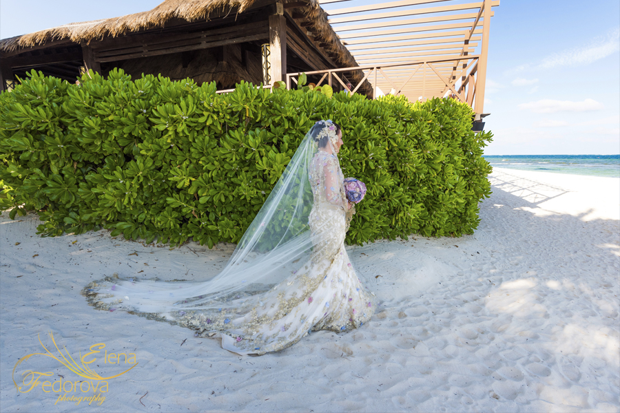 secrets silversand bride photo