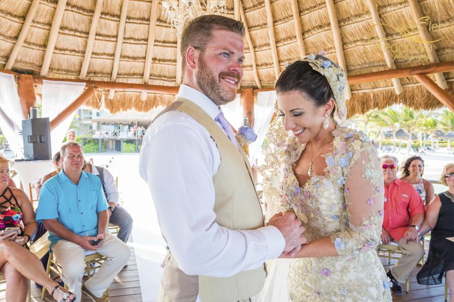 secrets silversand riviera maya wedding photo