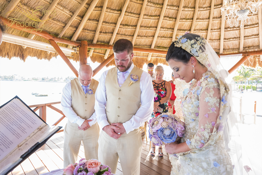 secrets silversand riviera maya wedding