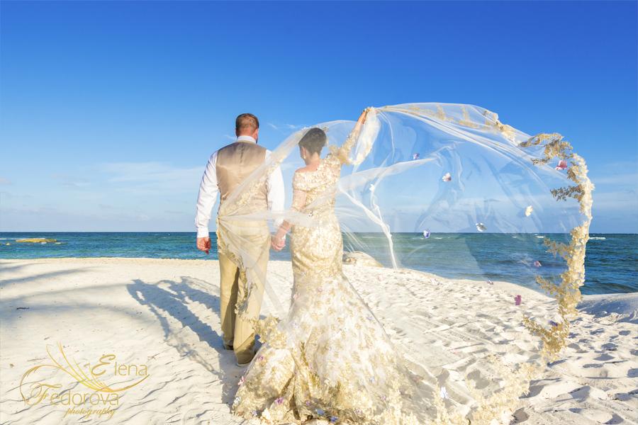 Secrets Silversand Wedding Photos