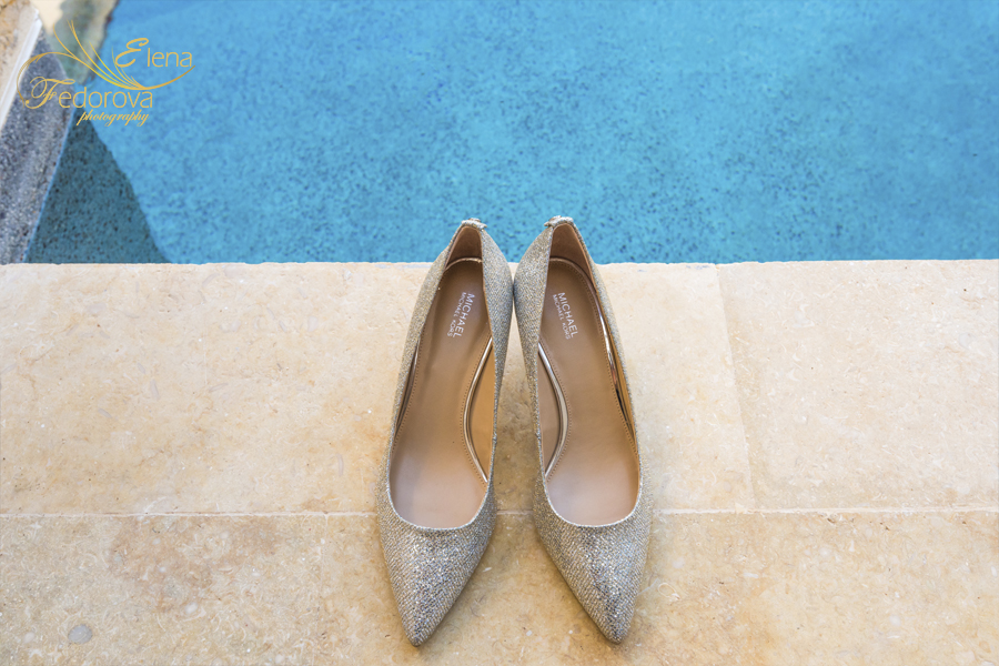 wedding shoes secrets playa mujeres