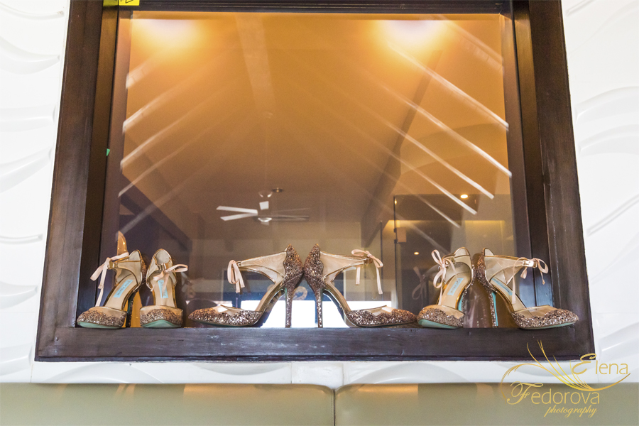 wedding shoes secrets silversand riviera mexico