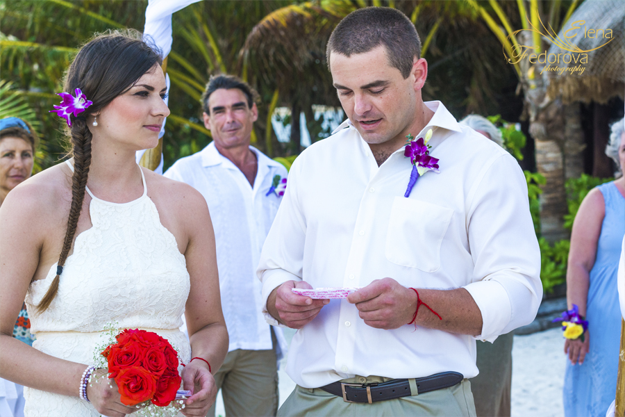 wedding vows mayan ceremony