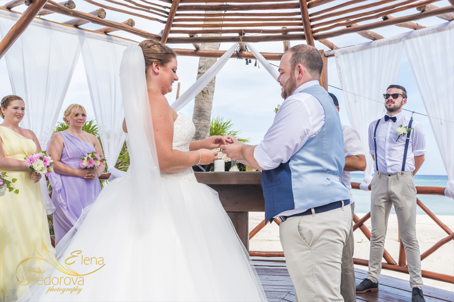 grand riviera princess wedding official
