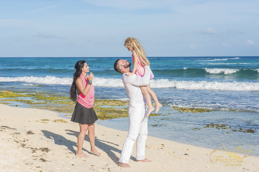 amazing family beach photos