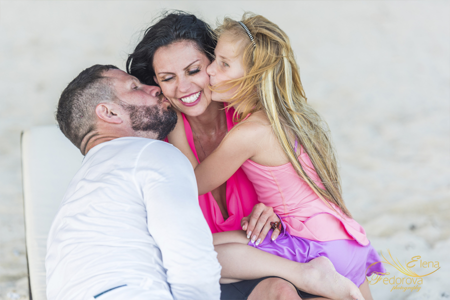 family photos cancun mx