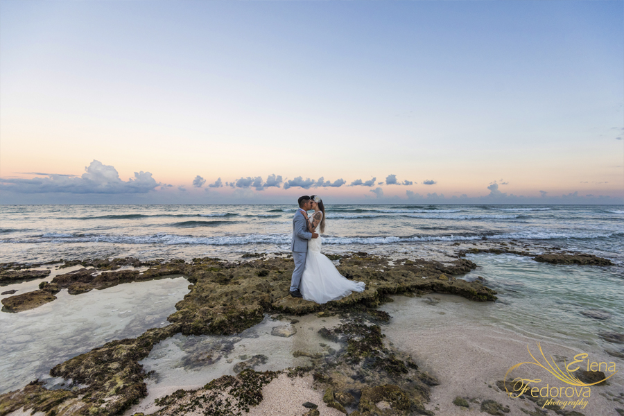 bahia principe mexico weddings photography
