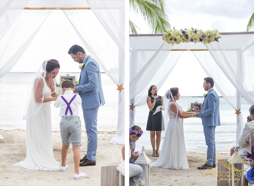 barcelo maya grand wedding photographers