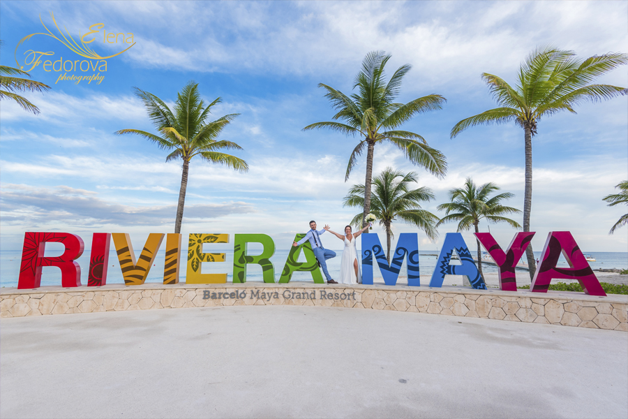 barcelo maya grand wedding