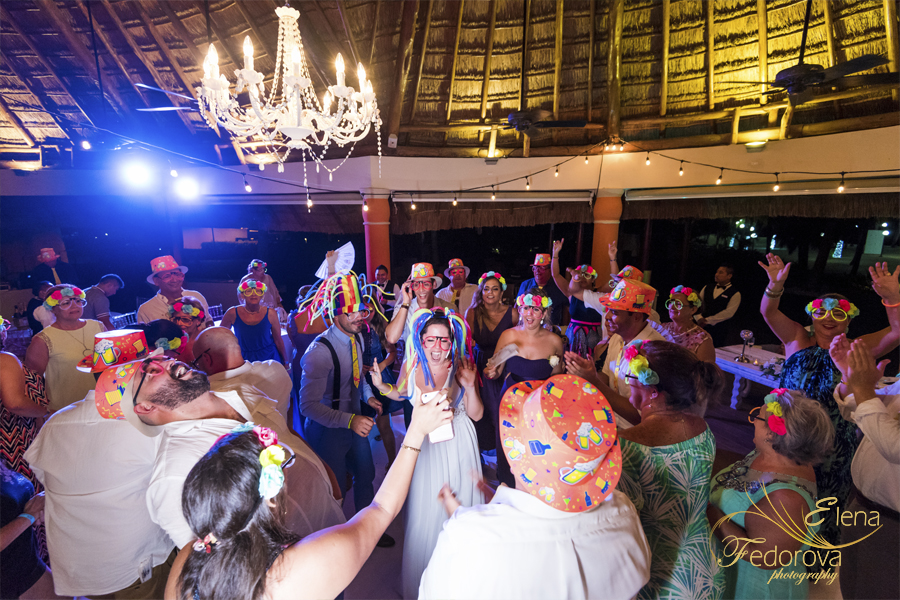 barcelo maya deluxe destination wedding