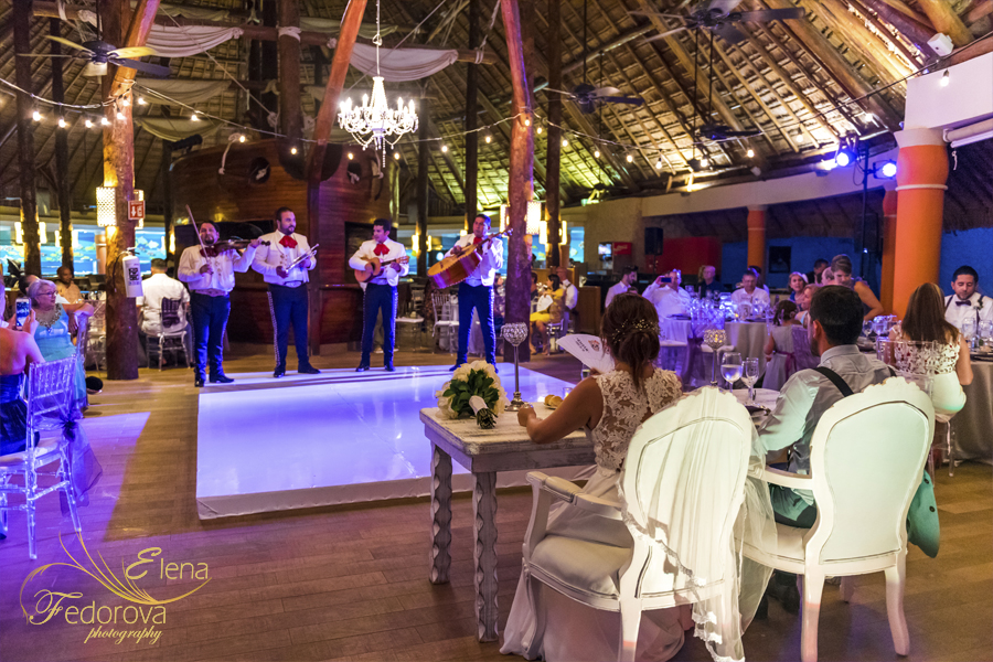barcelo maya deluxe weddings