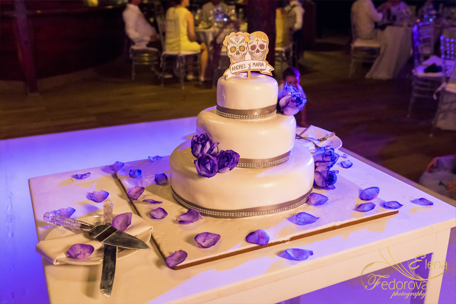 barcelo palace deluxe weddings cake