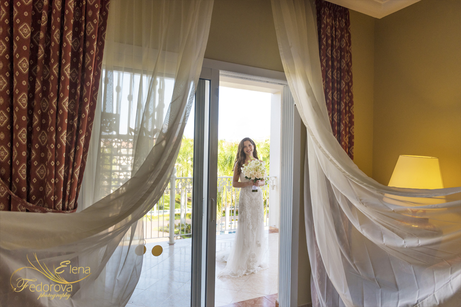 bride photo riu palace riviera maya