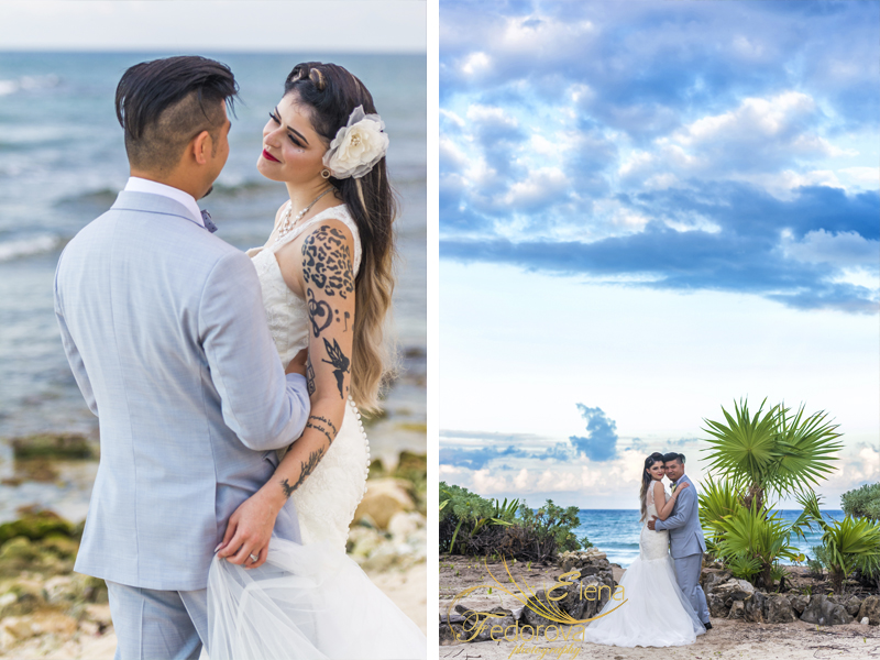 grand bahia mexico weddings