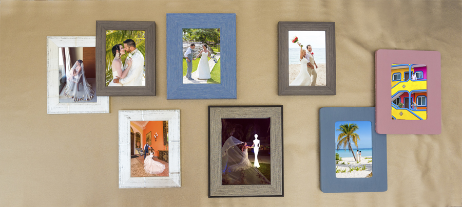 photo frames prints cancun