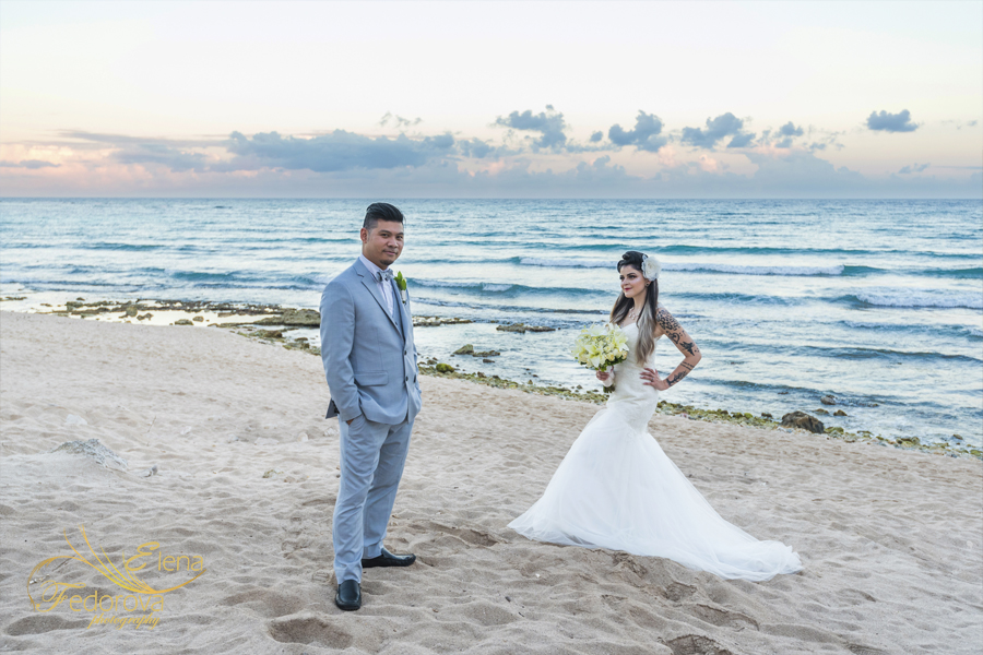 photos bahia principe mexico weddings