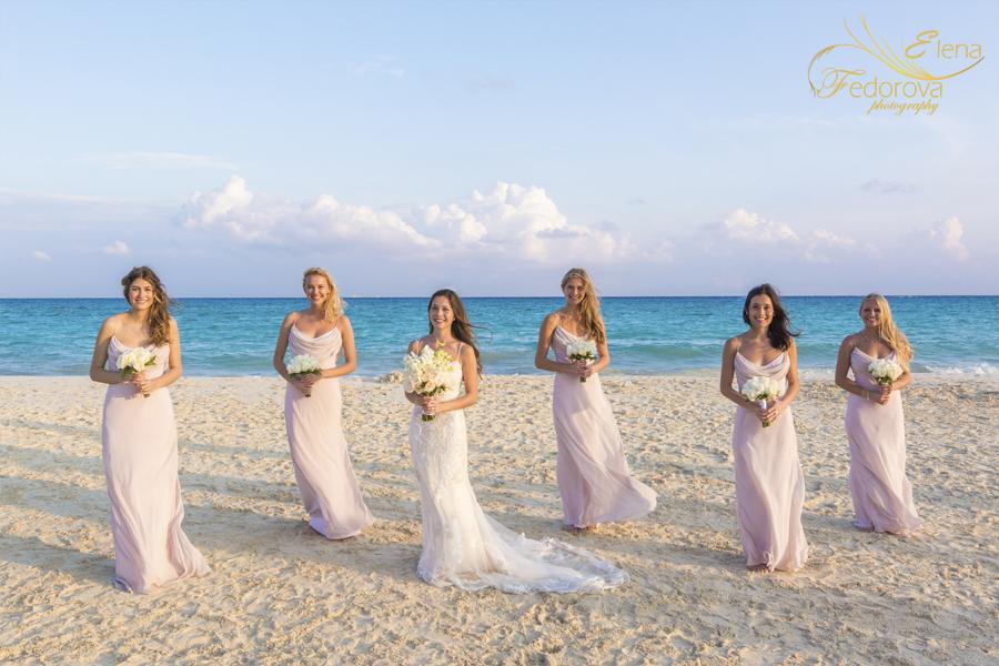 riu palace riviera maya brides