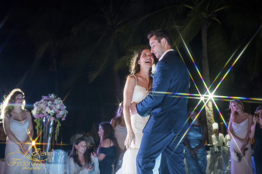 riu palace riviera maya first dance