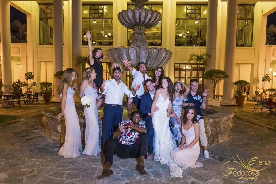 riu palace riviera maya wedding fun