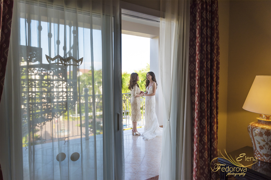 wedding destination riu palace riviera maya