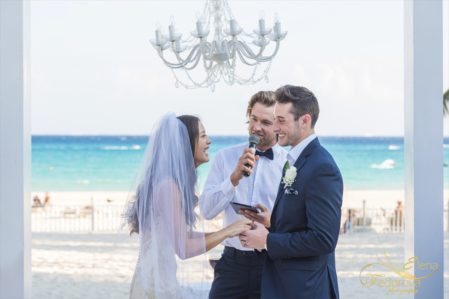 wedding riu palace riviera maya