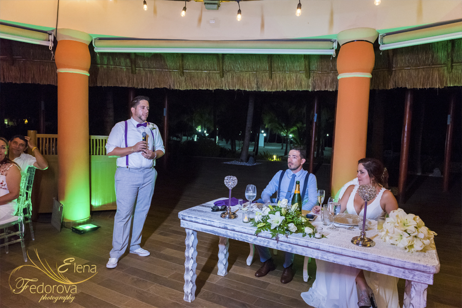weddings at barcelo maya