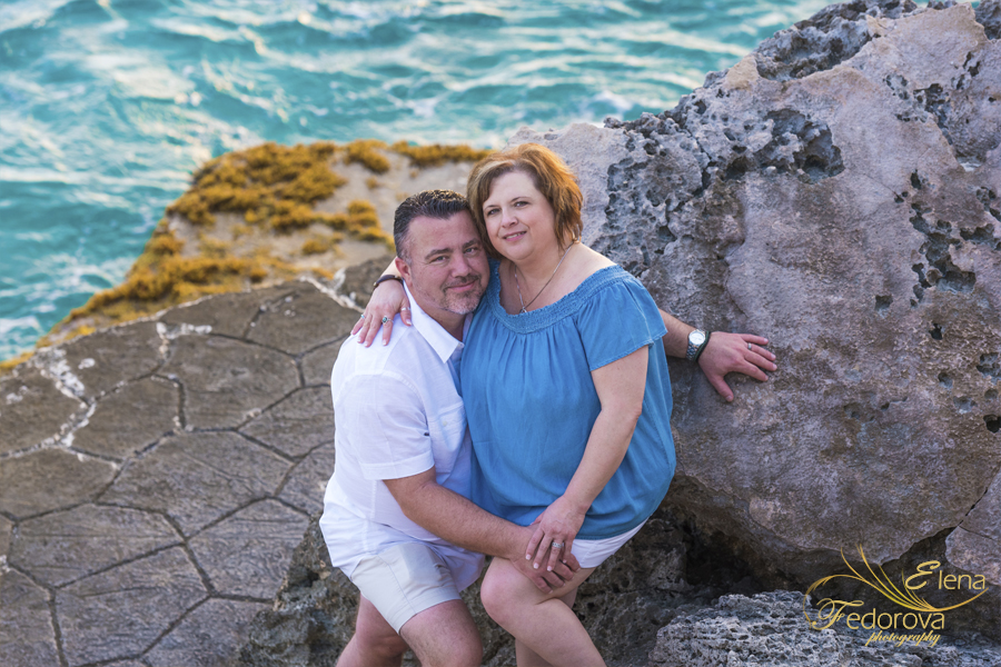 couple photo shoot isla mujeres
