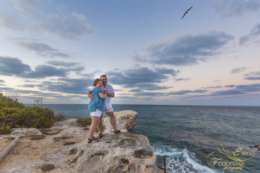 isla mujeres photo session punta sur