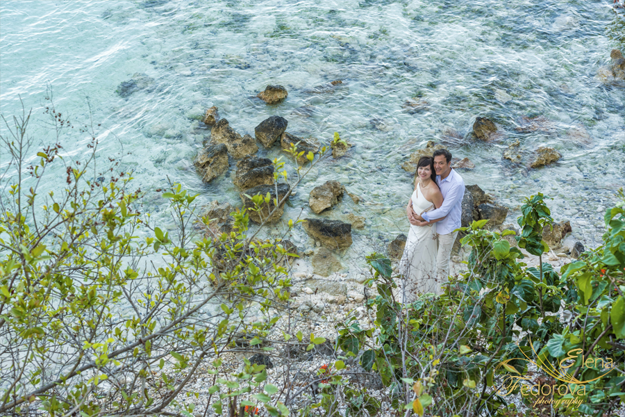 isla mujeres photographer couple picture